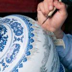 Oggetti antichi in porcellana nell'alto antiquariato